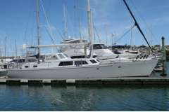 Alan Mummery – a very comfortable, strongly built Cruising yacht for Sale (IDES)
