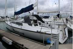 Young 12 - a modernised fast cruiser for sale.