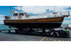 Nelson 42 Pilot Boat for Sale (MA)