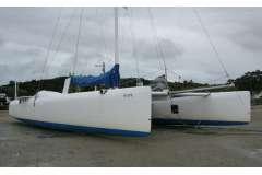 Malcolm Tennant - High Performance Sailing Catamaran from top Designer