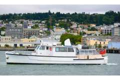 Heavy Displacement Classic Charter Vessel 80 Ft (24.4m)