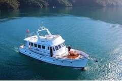 Salthouse 60 Classic Motoryacht