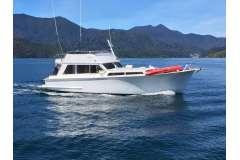 Hartley Coastal Cruising Launch