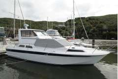 Jim Young Vindex 12.8M flybridge launch