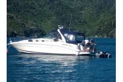 Searay 395 Sundancer