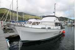 Sterling 33, GRP hull, Ford diesel