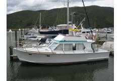 Jorgensen/Dorman cruising launch