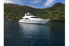 Scott Robson designed 21M Motor Yacht