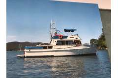 Grand Banks 42 Classic, GRP, Twin Cat Diesels