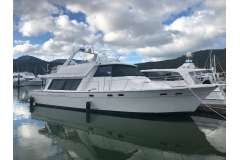 Bayliner 4788 Raised Pilot House Launch