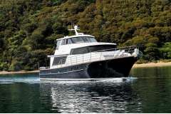 Surveyed Salthouse 20.7M Motor Yacht, Twin Cummins Diesels