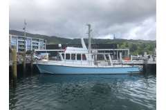 Katana, 13.5M Orchard ex Fishing vessel, GM diesel