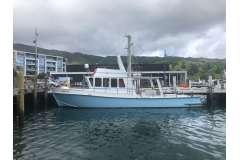 Katana, 16M Orchard ex Fishing vessel, GM diesel