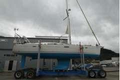 Oceanis 50 GRP Cruising Yacht