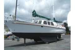 Mummery steel Motor Sailer