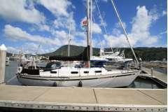 Hartley Cruising Yacht