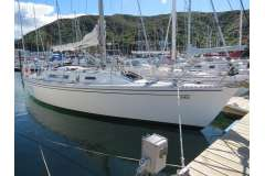 Davidson 37 Performance cruising yacht