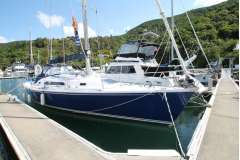 Davidson 42 Performance cruising yacht