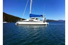 Farrier Fast Cruising Catamaran