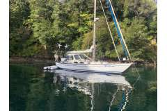 Bruce Roberts Cruising Yacht