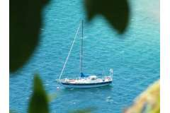 Hartley Fijian Cruising Yacht