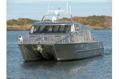 Nic de Waal / Q West Foil assisted Catamaran, 2006