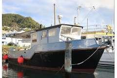 12.2m Displacement Workboat