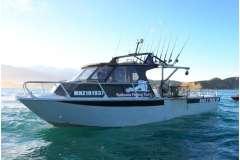 10m Alloy Charter Vessel