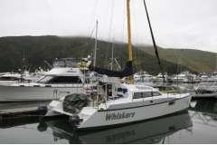 Palamos Yachts Cornwell UK Flica Catarmaran, 1989