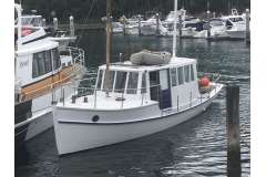 Millers Design & Built Dunedin, Ex fishing vessel, 1918