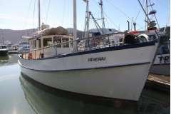 1968 Carey 39 Trawler Style Launch