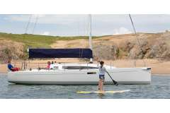 Sport Cruising and Family Sailing in a 36' Yacht