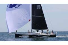 A 40' Offshore Speedster for 5 or fewer Crew