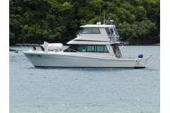 Riviera 46 Passagemaker, 1990