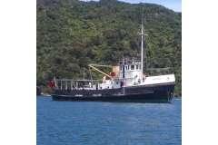 Tug by Steel Ships LTD - YTL 625