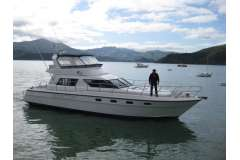 Sea Hawk Princess 52