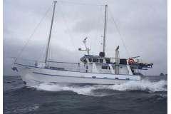 Charter Vessel 17.3m