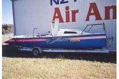 Sloane, Evans Sports Boat