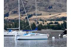 Alan Wright Yacht incl trailer