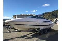 Maxum 2100 CS 5L V8 Trailerboat 2004