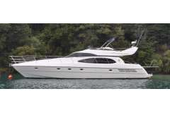 Azimut 58ft Flybridge Cruiser