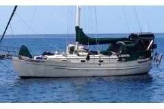 Tayana 37 blue water cruiser
