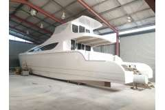 Exclusive Luxury Power Catamaran