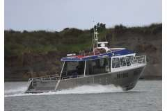 Q West 13.6m ALLOY MYSTIQUE II IN NELSON