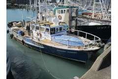 60ft Steel Fishing Vessel