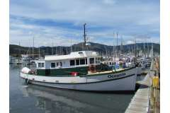 Jack Guard 55Ft Converted Trawler
