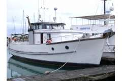 Trawler Style Launch