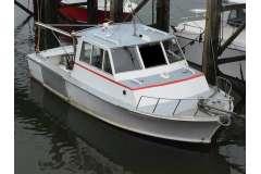 Saunders 30Ft Workboat