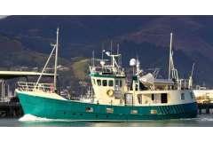 """Steel Offshore Cruising Launch """"LEWIS J"""""""