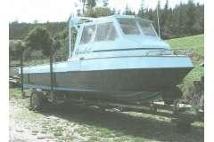 Almarco 8 Metre Jetboat